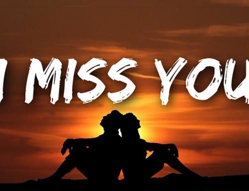 Chýbaš mi …